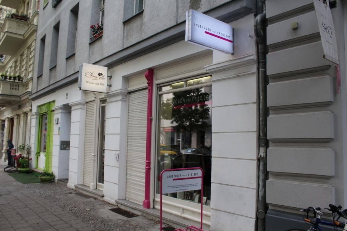 Angezogen und Frisiert Berlin Bild 1