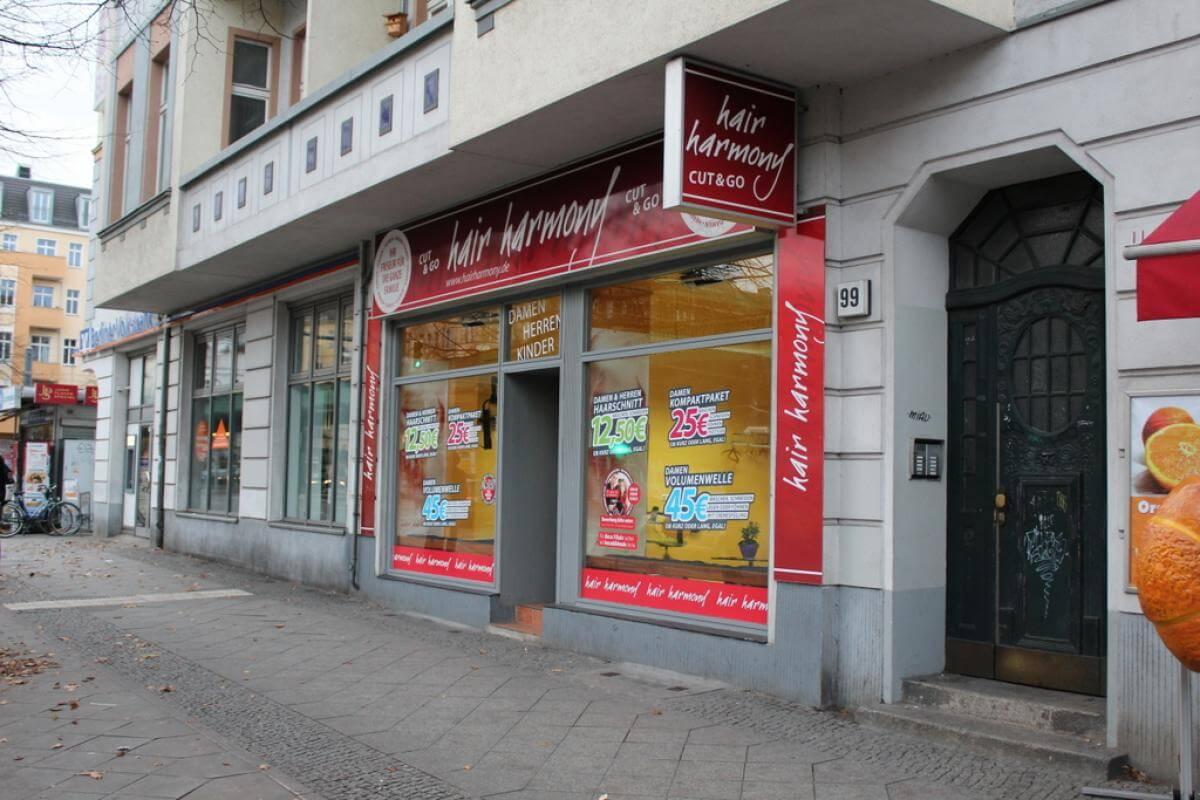Hair Harmony Schönhauser Allee Friseure Berlin Bild 1