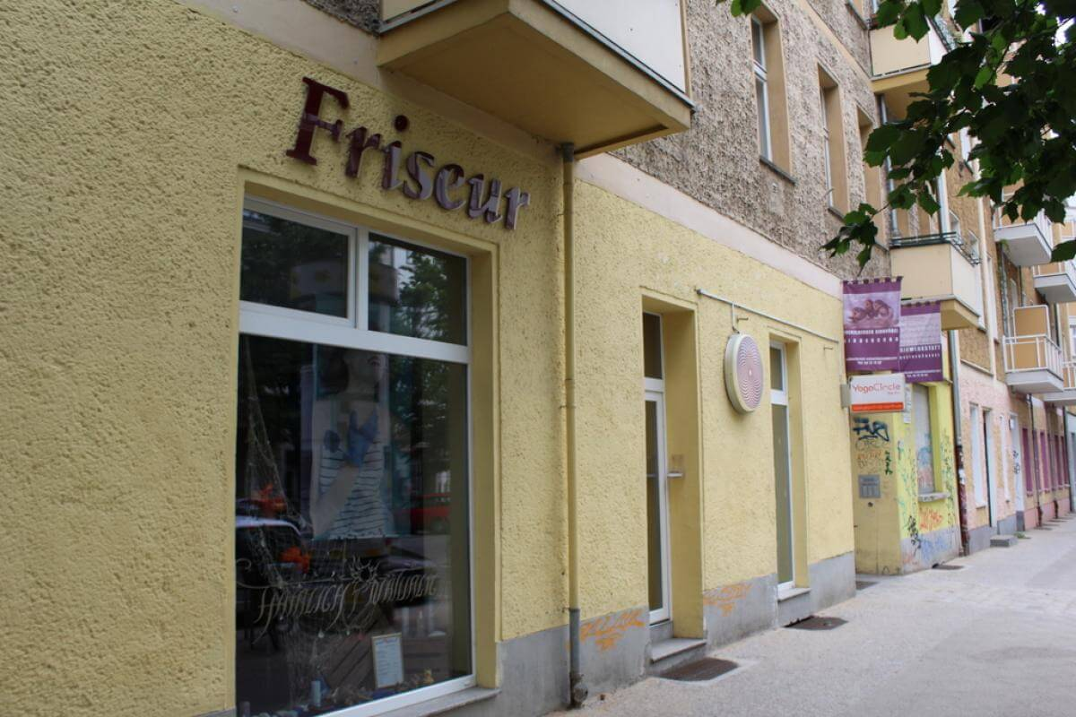 Hairlich Natürlich Friseure Berlin Bild 1