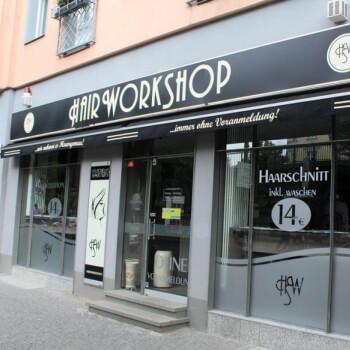 Hairworkshop Friseure Berlin Bild 1