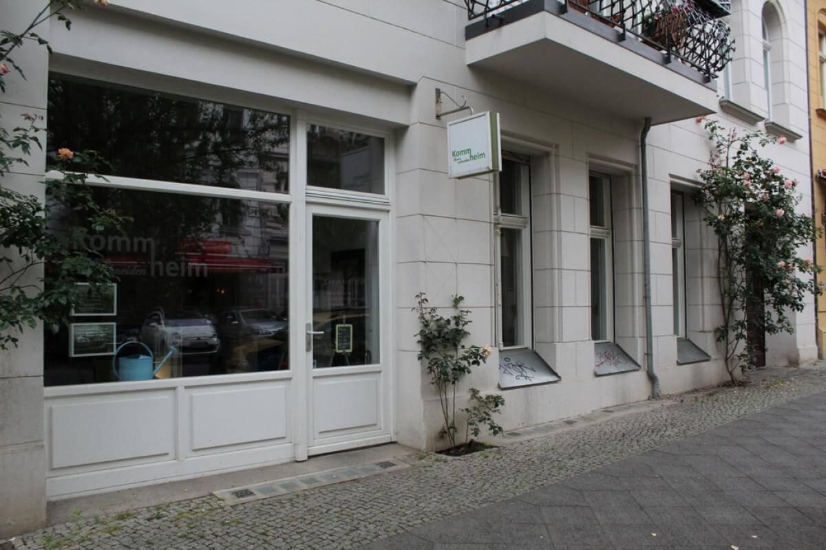 Kommheim Haareschneiden Berlin Bild 1