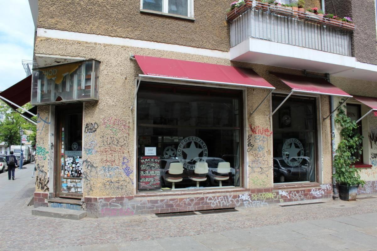 Kopfgeldjäger Berlin Bild 1