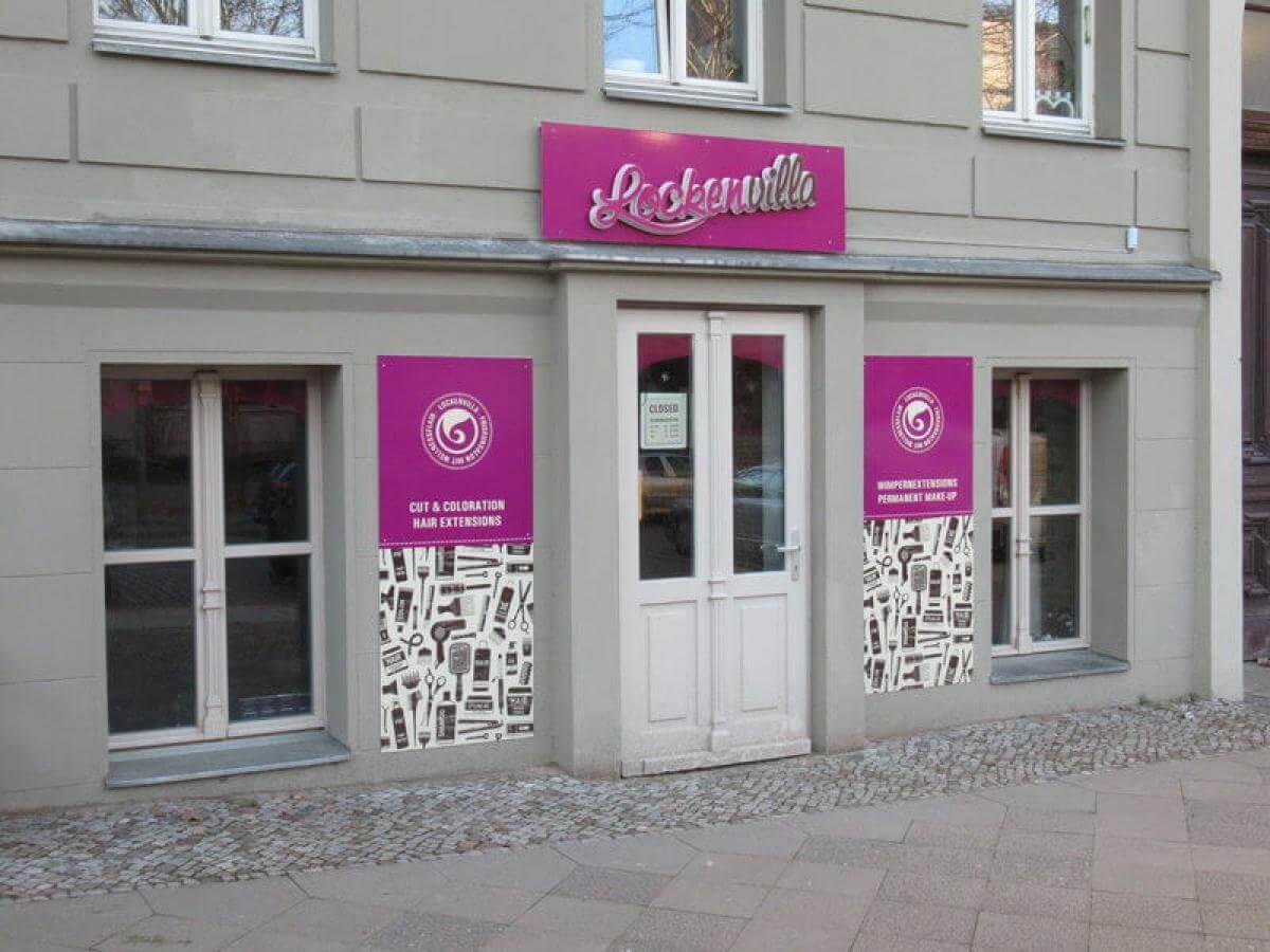 Lockenvilla Berlin Bild 1