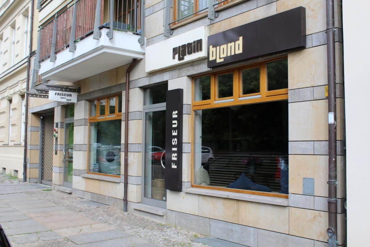 Platin Blond - Friseure Prenzlauer Berg, Berlin - Belliata