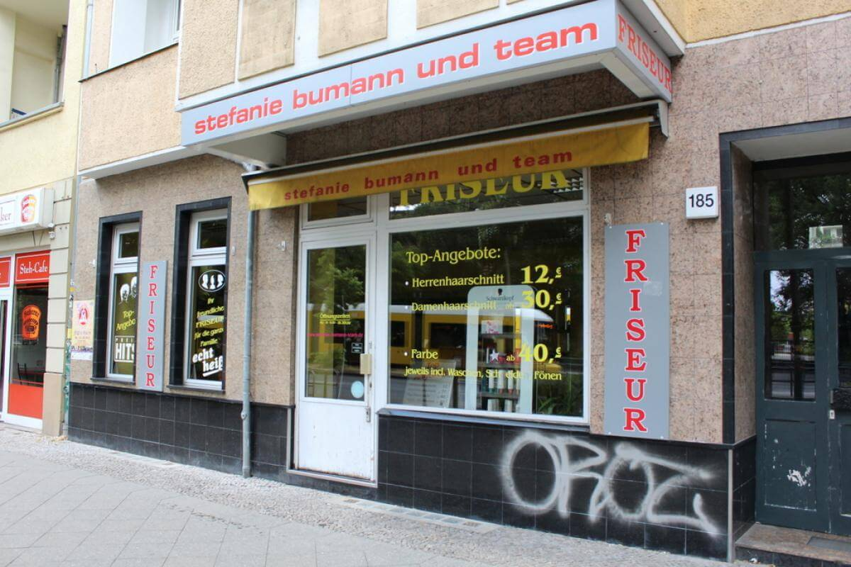 Stefanie Bumann & Team Prenzlauer Allee Friseure Berlin Bild 1