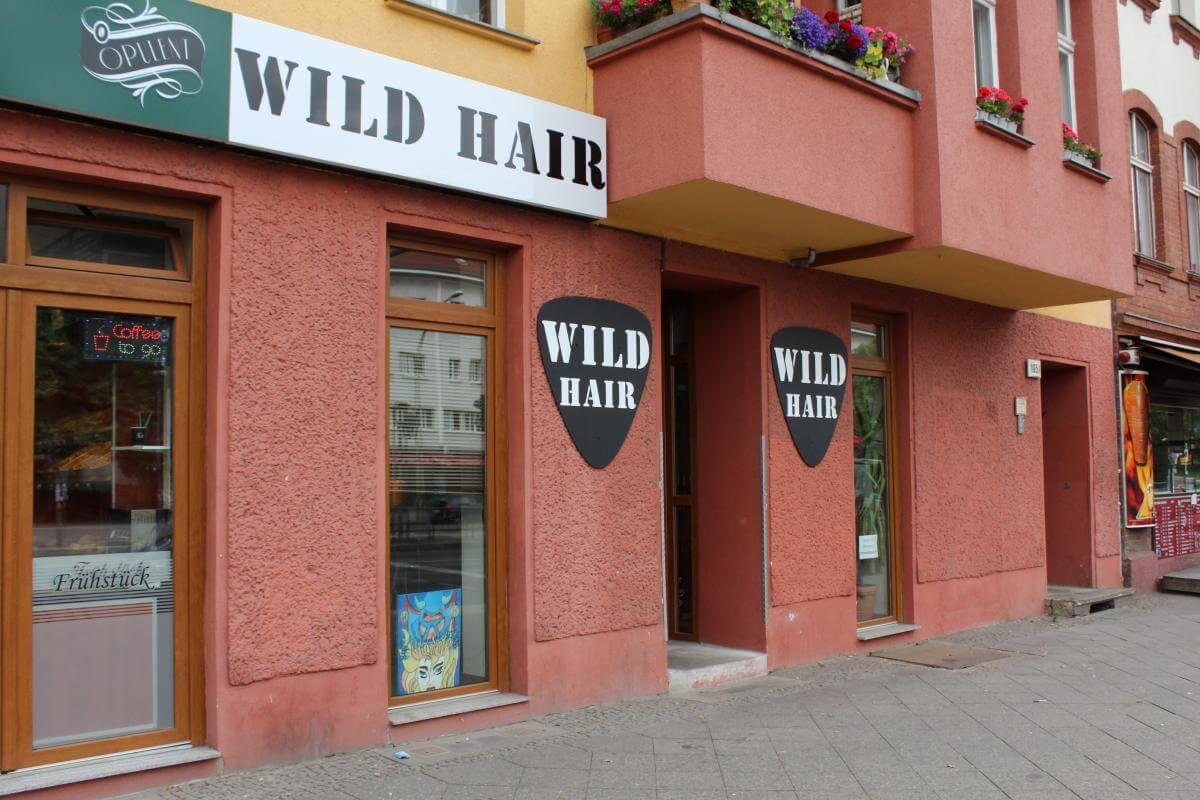 Wild Hair Prenzlauer Allee Berlin Bild 1