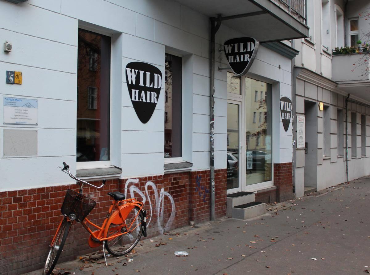 Wild Hair Gleimstraße Berlin Bild 1